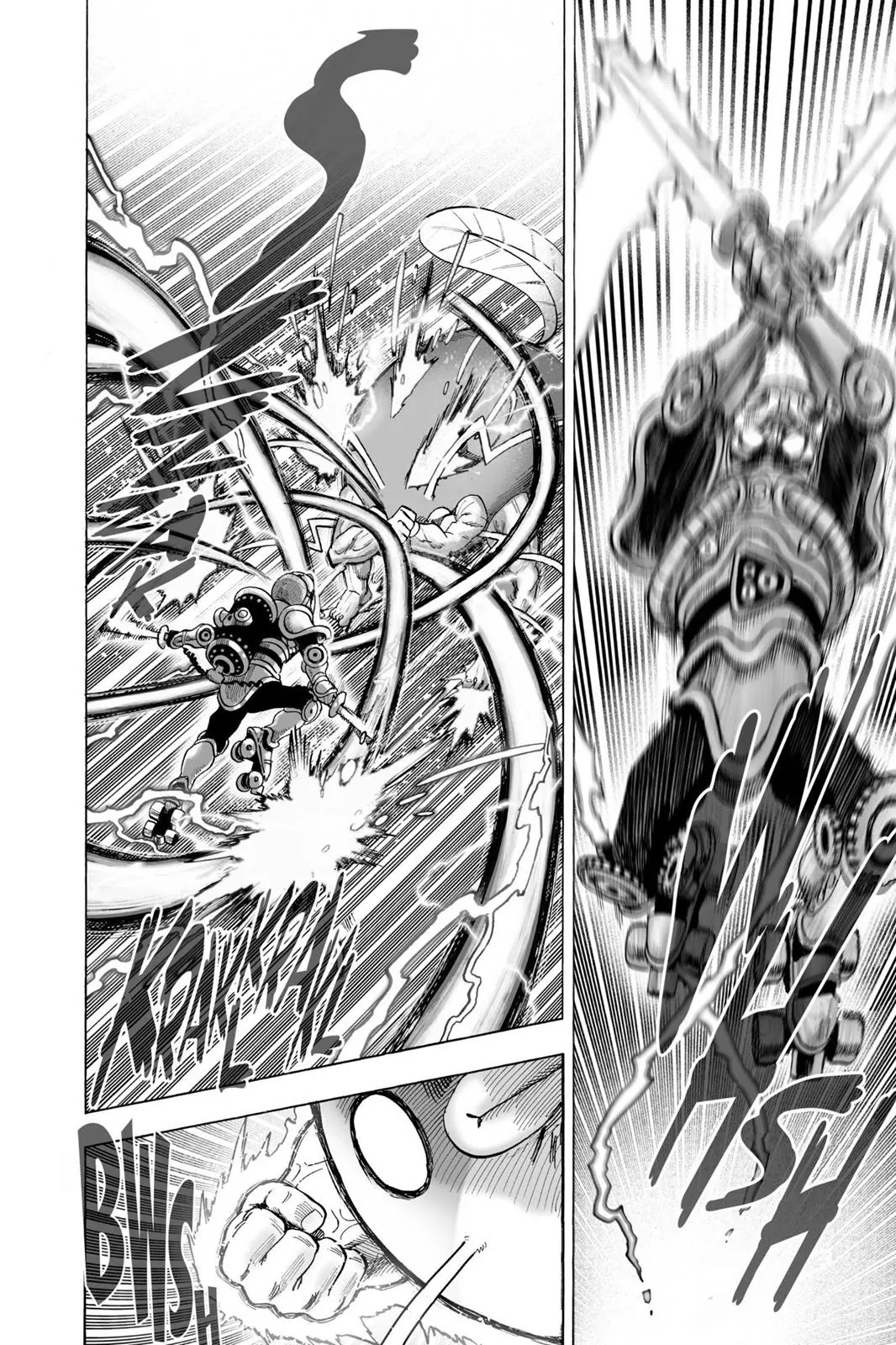 One Punch Man, Chapter Onepunch-Man 61 image 017
