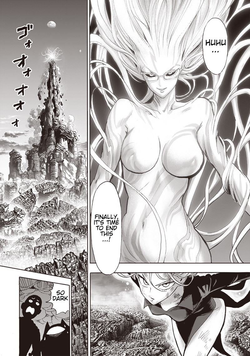 One Punch Man, Chapter 130 image 025