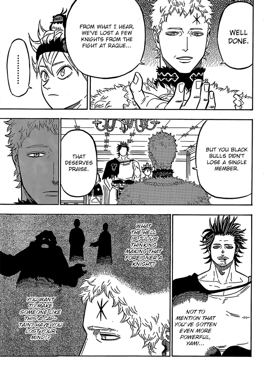 Black Clover, Chapter 74 Proof of Being Correct (Jaimini's~box~ Ver.) image 008