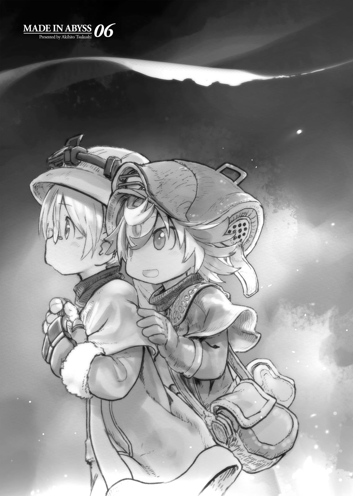 Made In Abyss, Chapter Hello,Abyss 38.5 image 005