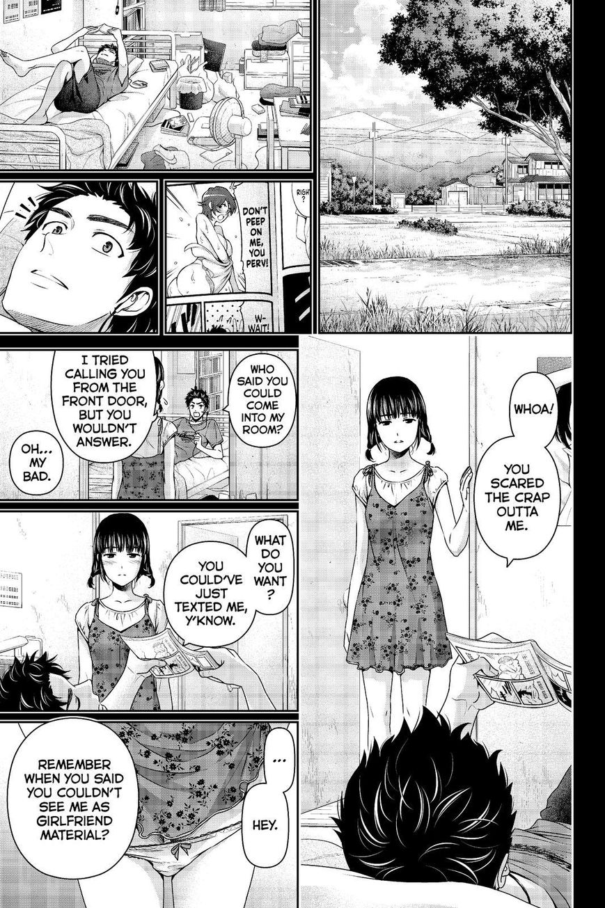 Domestic Girlfriend, Chapter 193 Love Lesson image 009