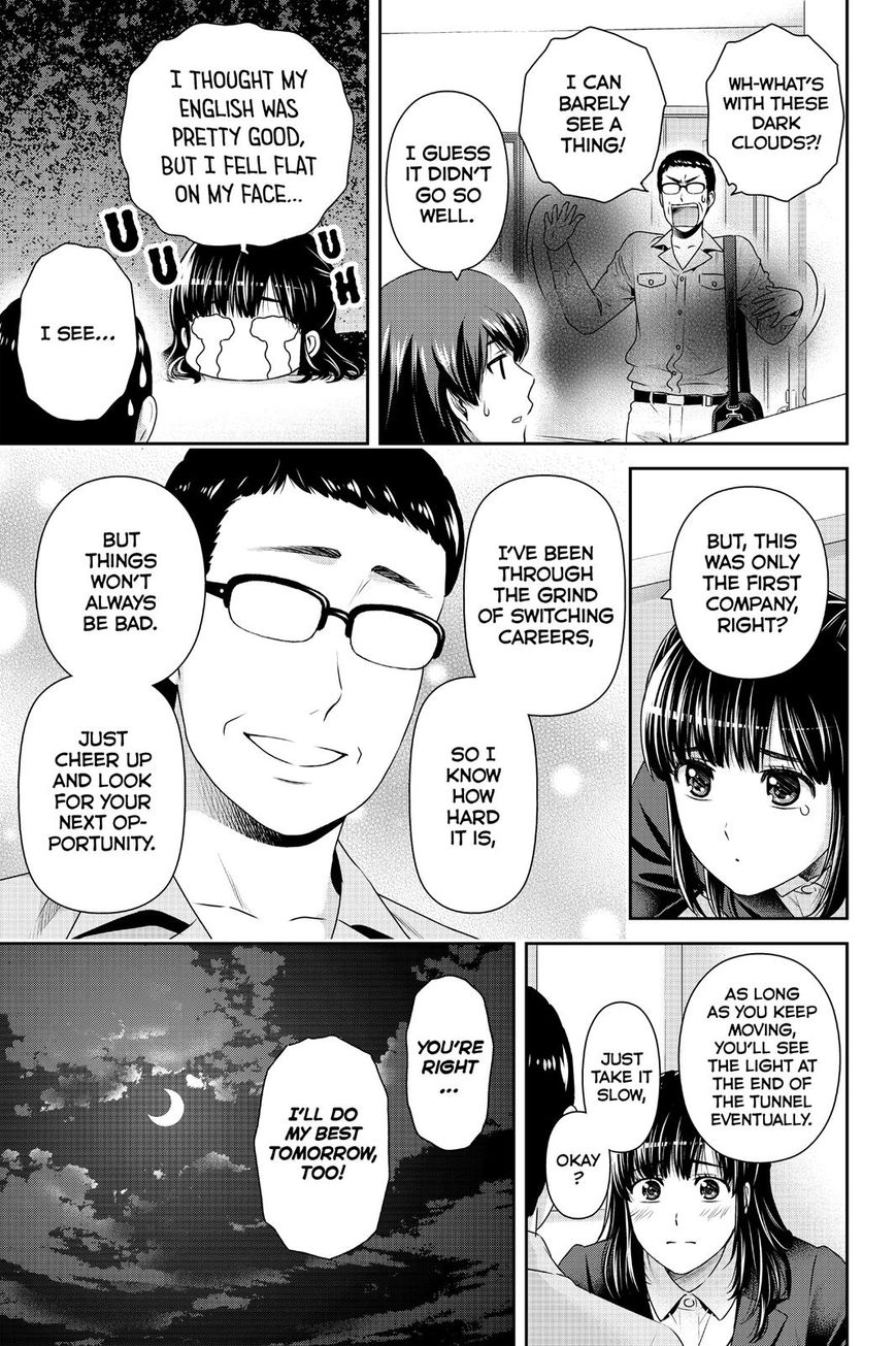 Domestic Girlfriend, Chapter 140 image 007