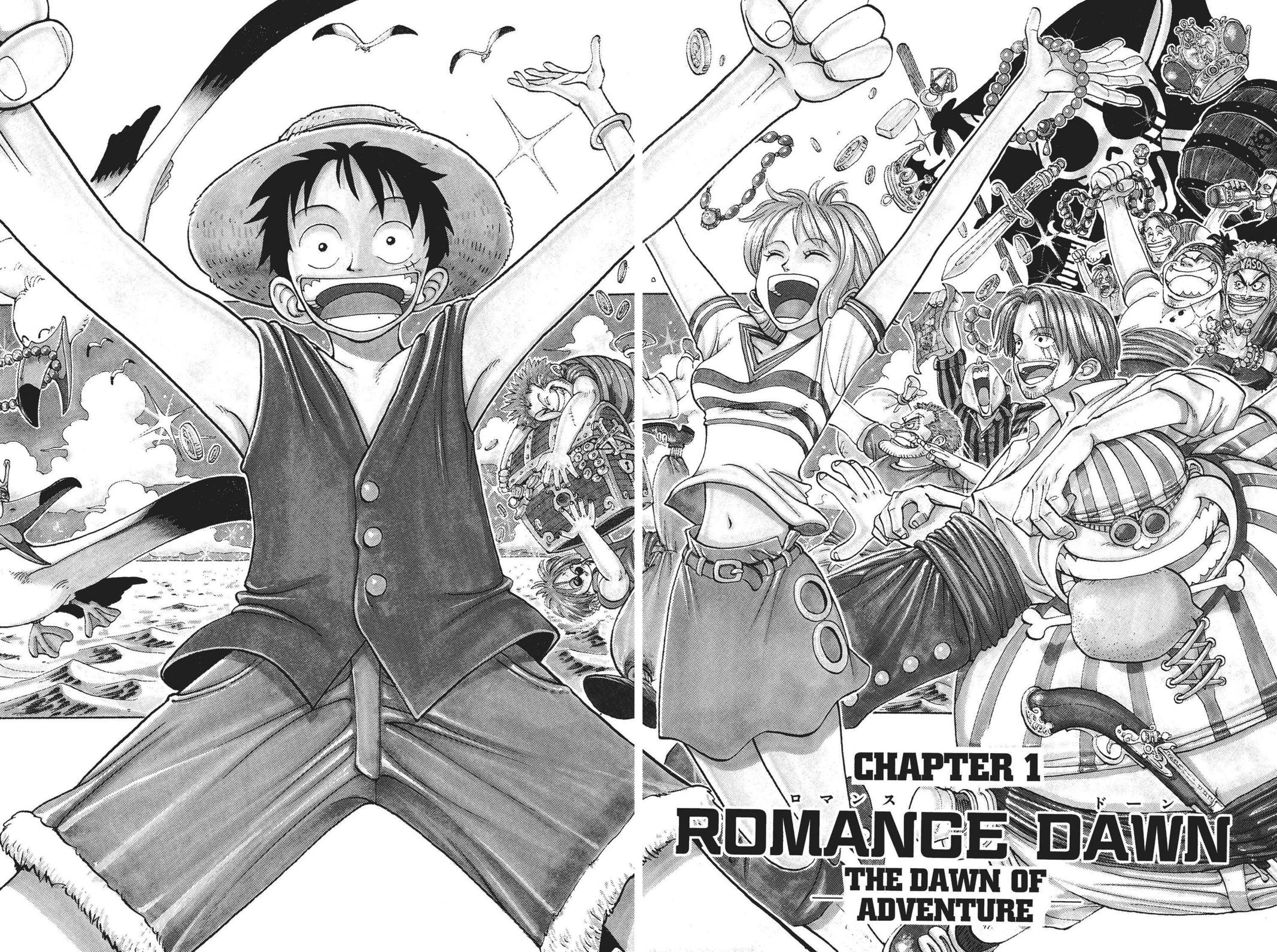 One Piece, Chapter 1 image 007