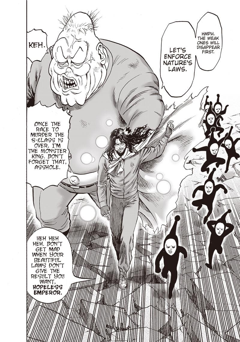 One Punch Man, Chapter One-Punch Man 141 image 033