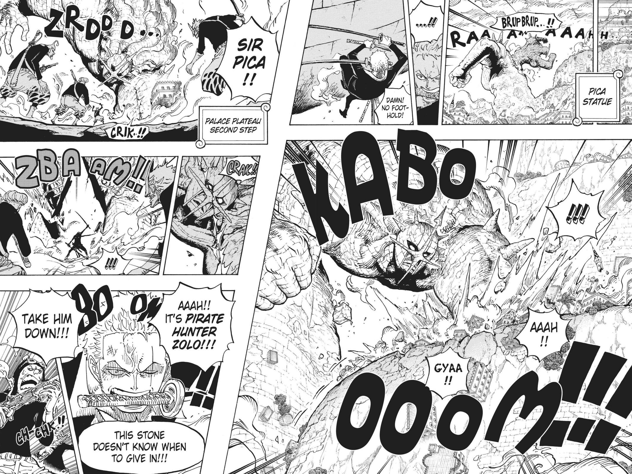 One Piece, Chapter 770 image 004