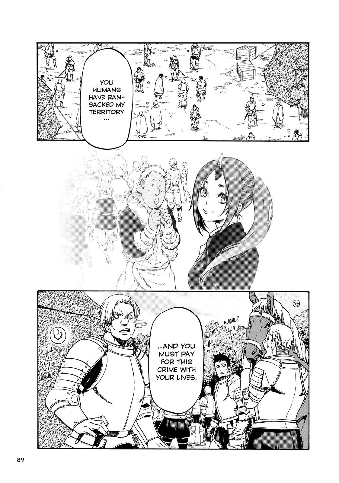 That Time I Got Reincarnated As A Slime, Chapter 65 image 035