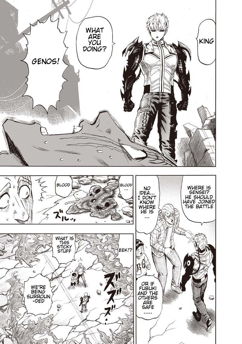 One Punch Man, Chapter 130 image 019