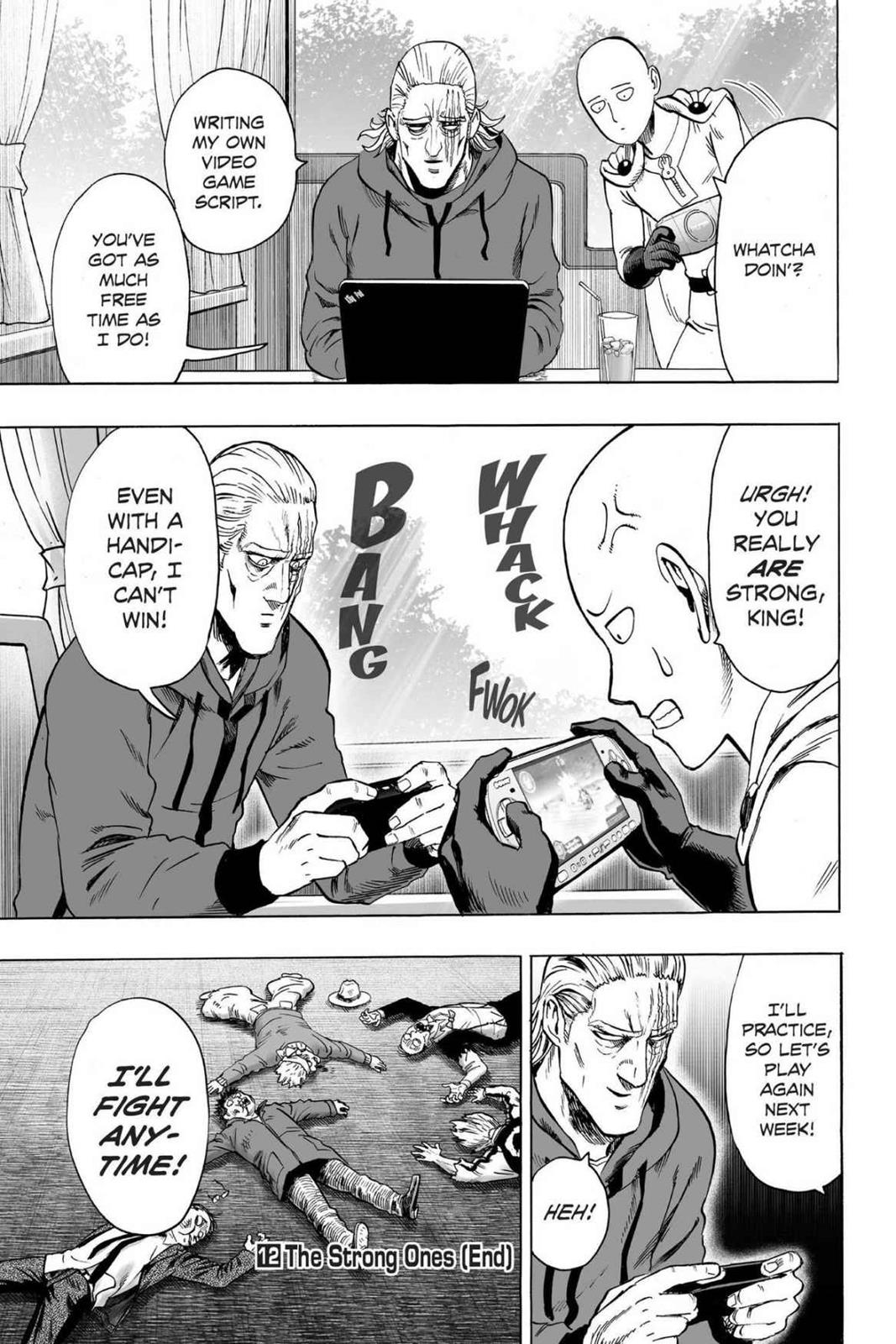 One Punch Man, Chapter Onepunch-Man 67.5 image 016
