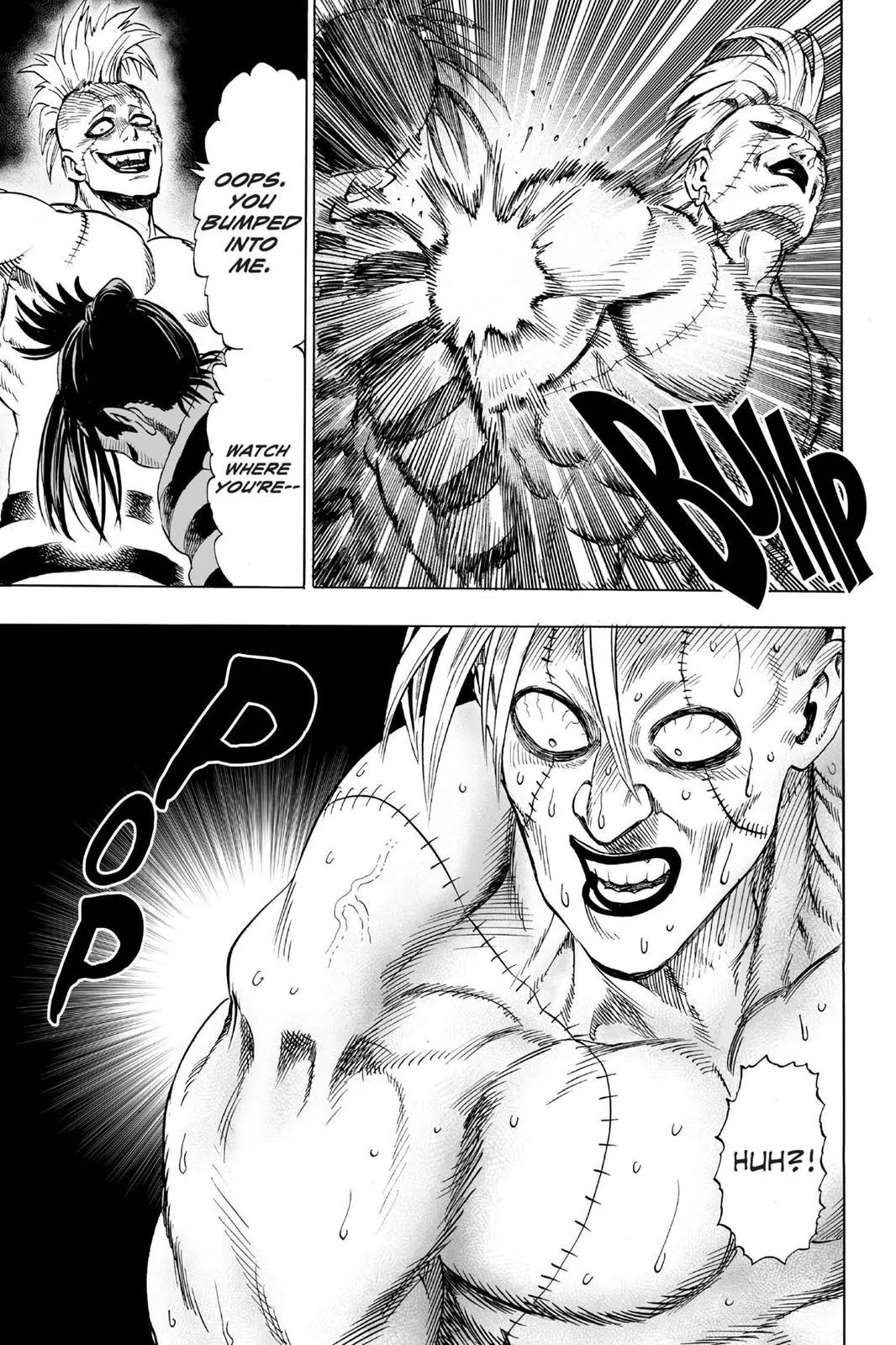 One Punch Man, Chapter Onepunch-Man 24 image 029