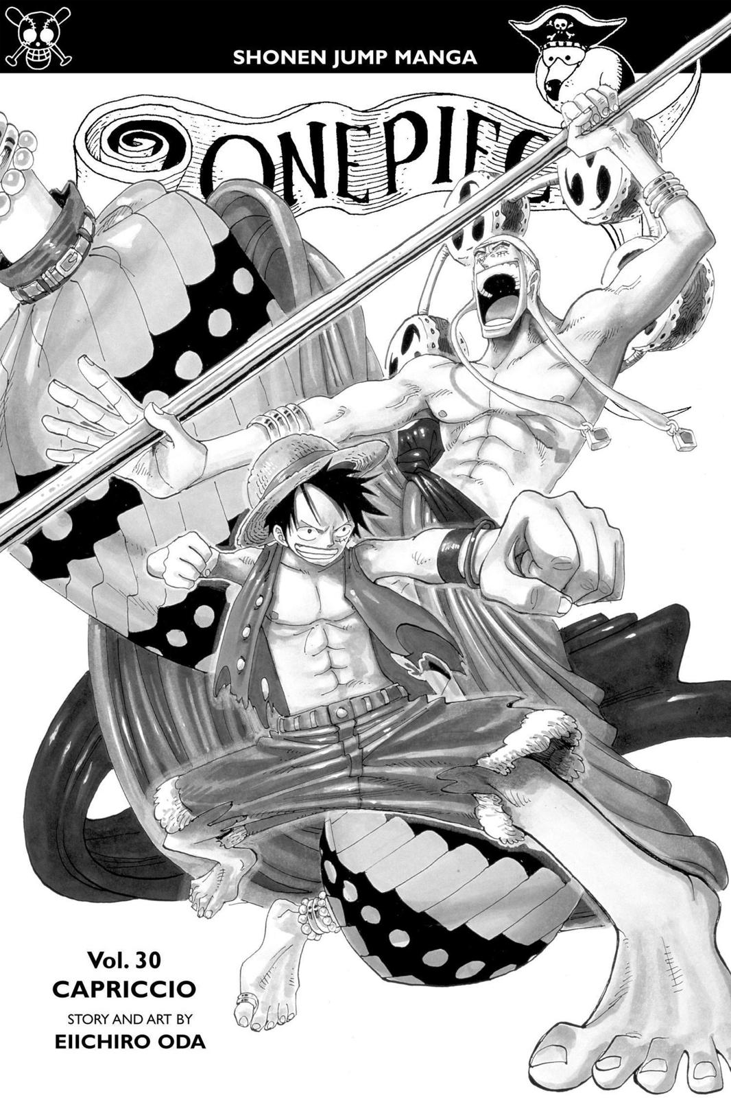 One Piece, Chapter 276 image 004