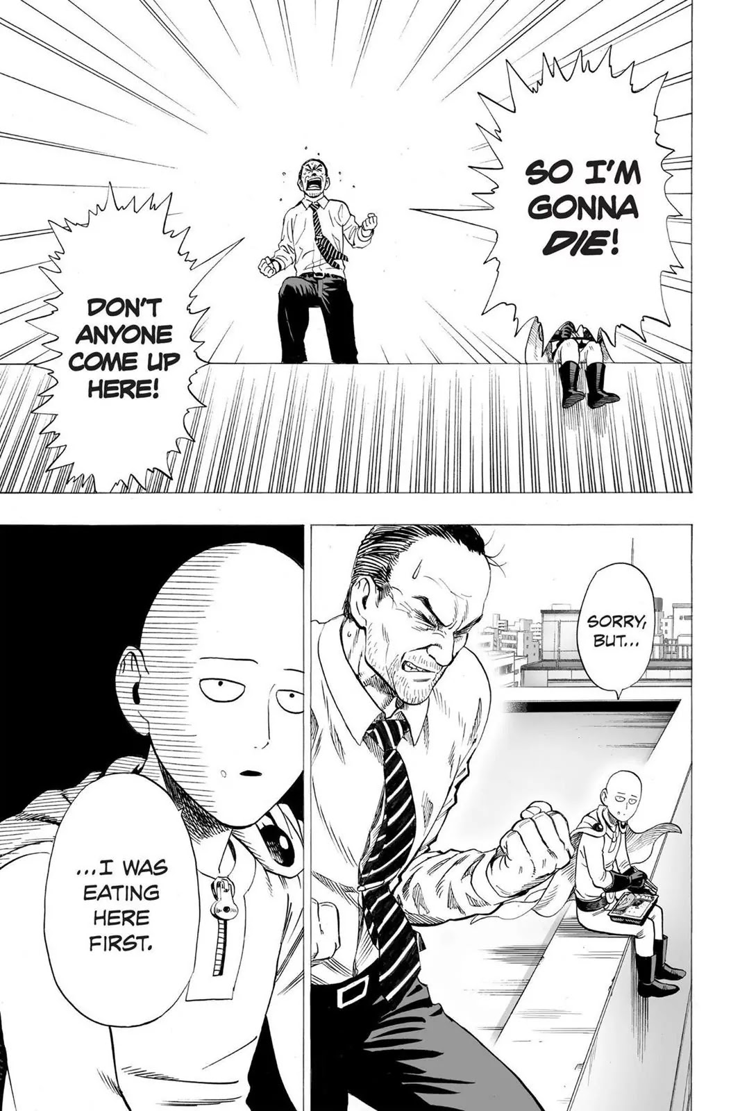 One Punch Man, Chapter Onepunch-Man 34.5 image 003