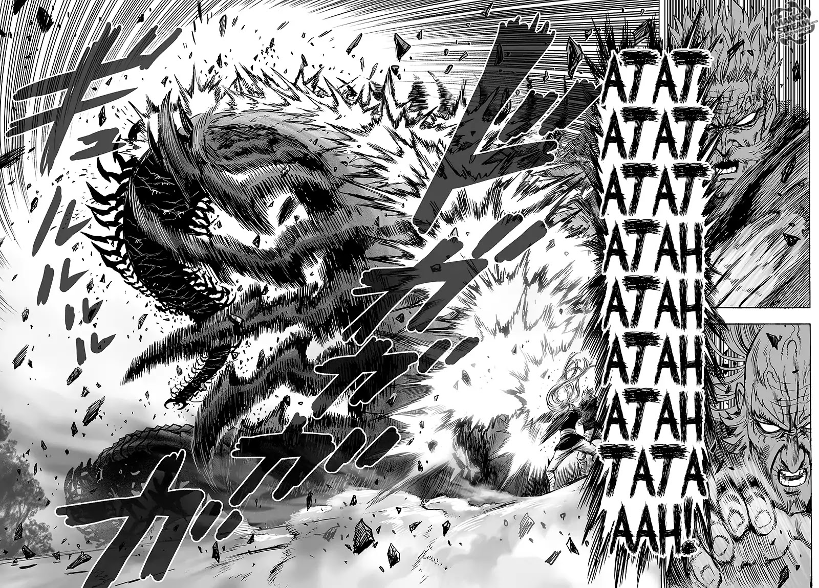 One Punch Man, Chapter Onepunch-Man 84 image 075