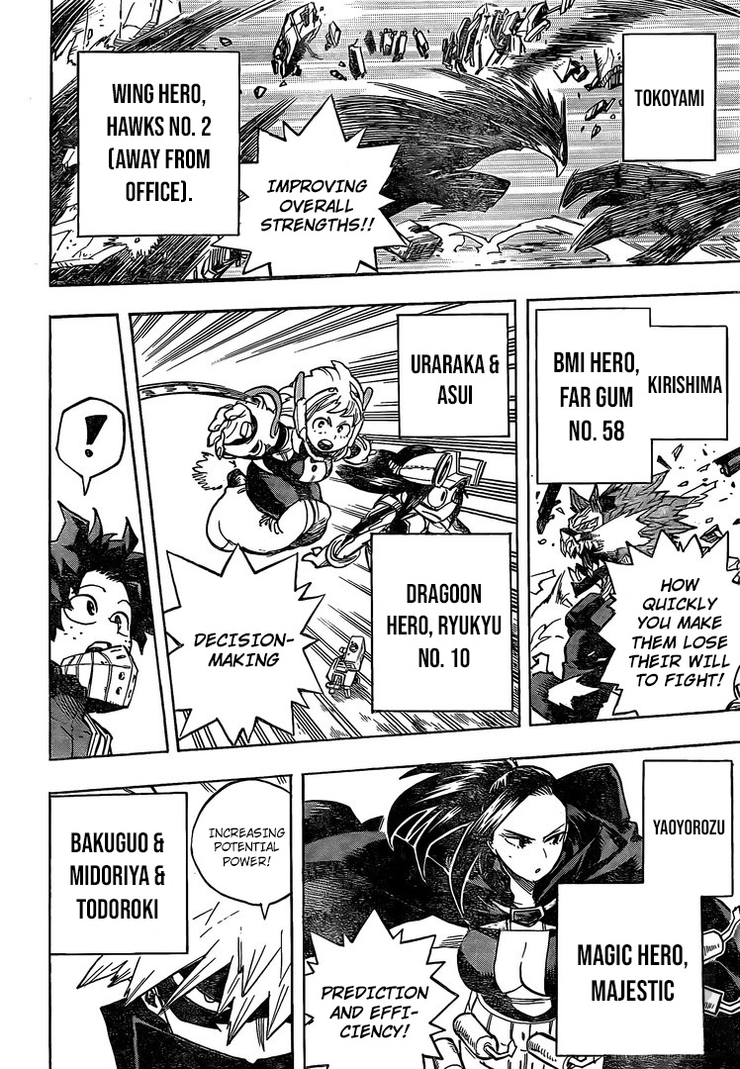 My Hero Academia, Chapter 256 image 006