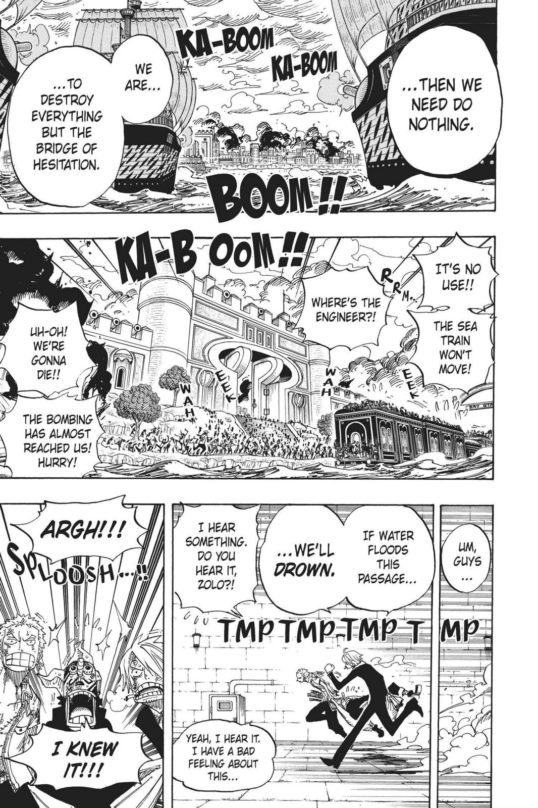 One Piece, Chapter 422 image 005