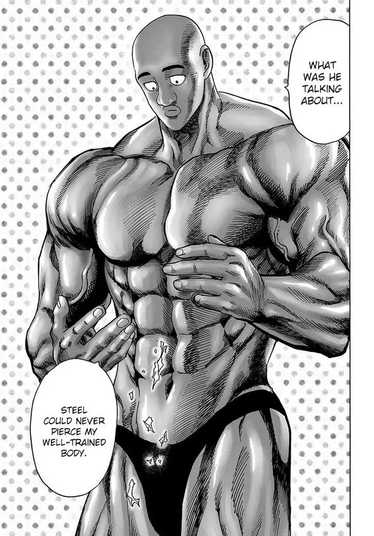 One Punch Man, Chapter Onepunch-Man 79 image 023