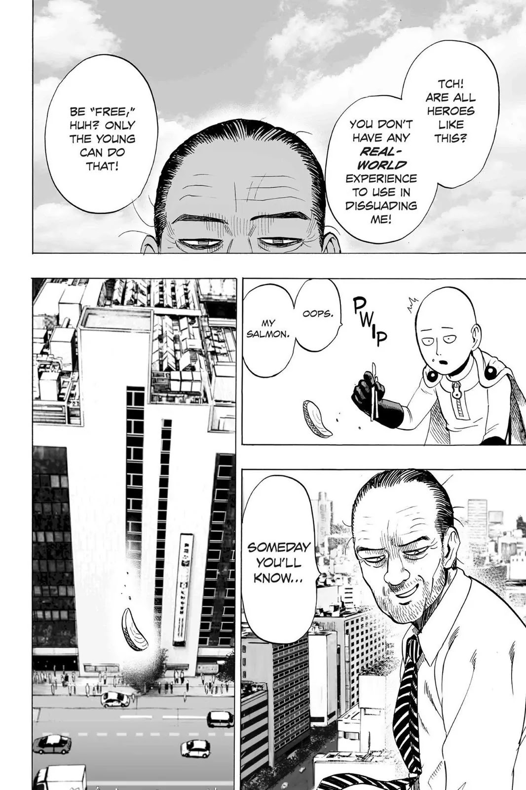 One Punch Man, Chapter Onepunch-Man 34.5 image 008