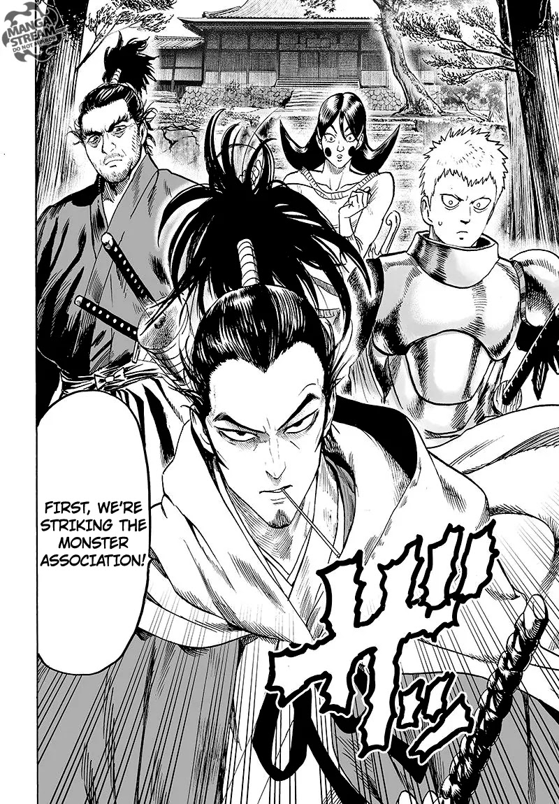 One Punch Man, Chapter Onepunch-Man 69 image 028