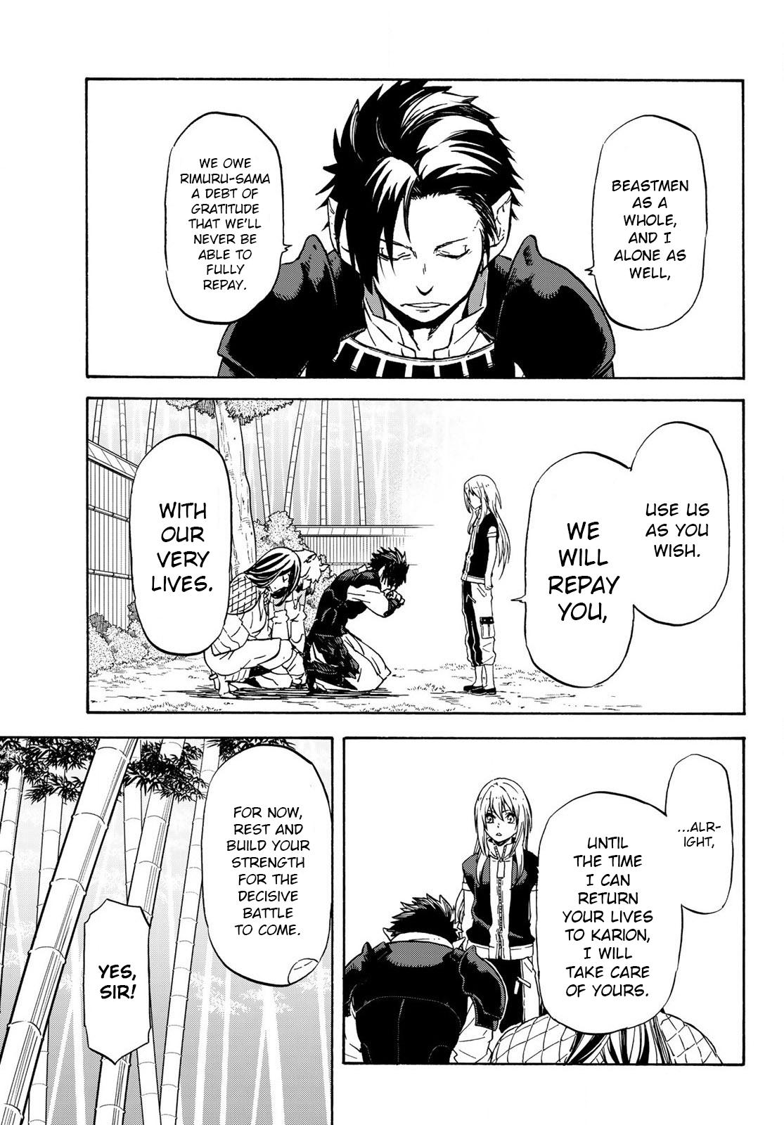 That Time I Got Reincarnated As A Slime, Chapter 71 image 007