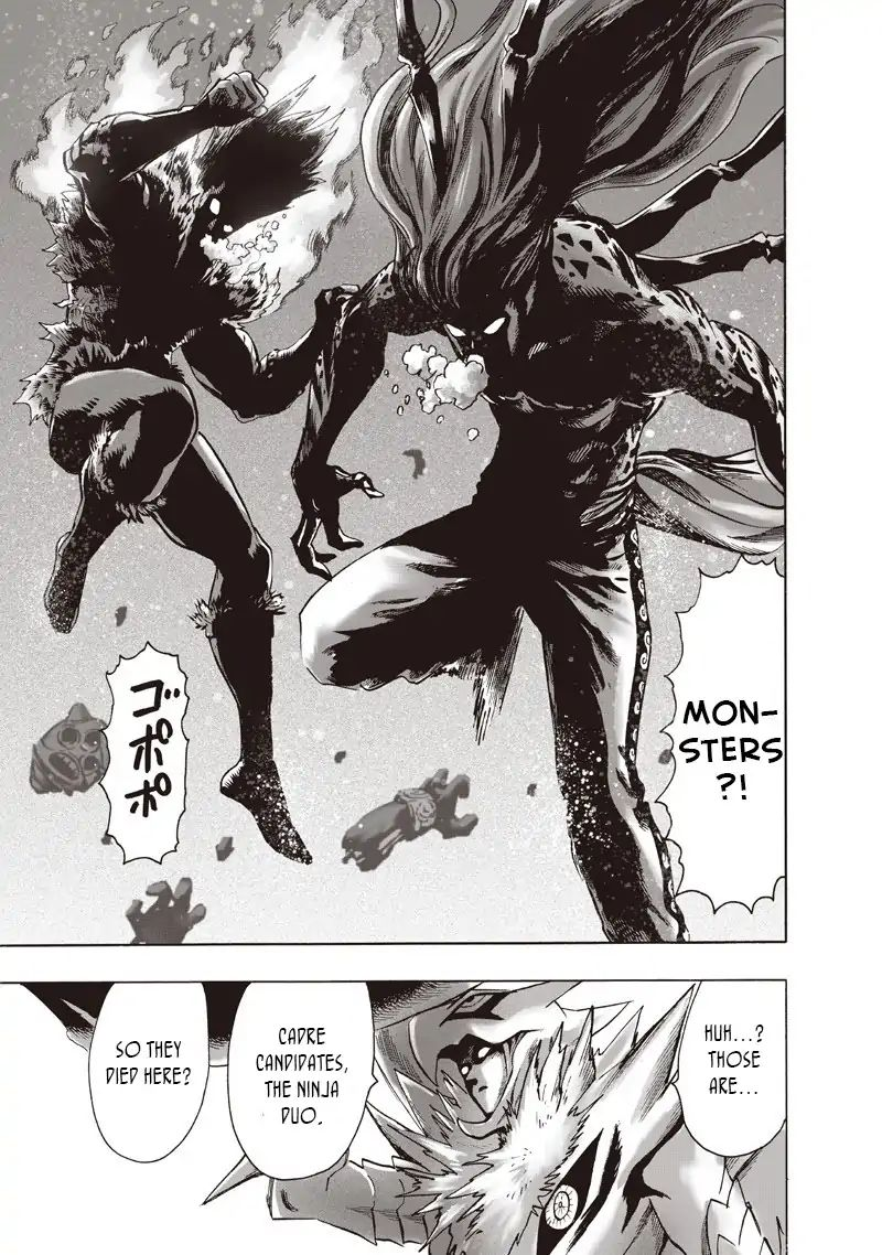 One Punch Man, Chapter Onepunch-Man 100 image 022