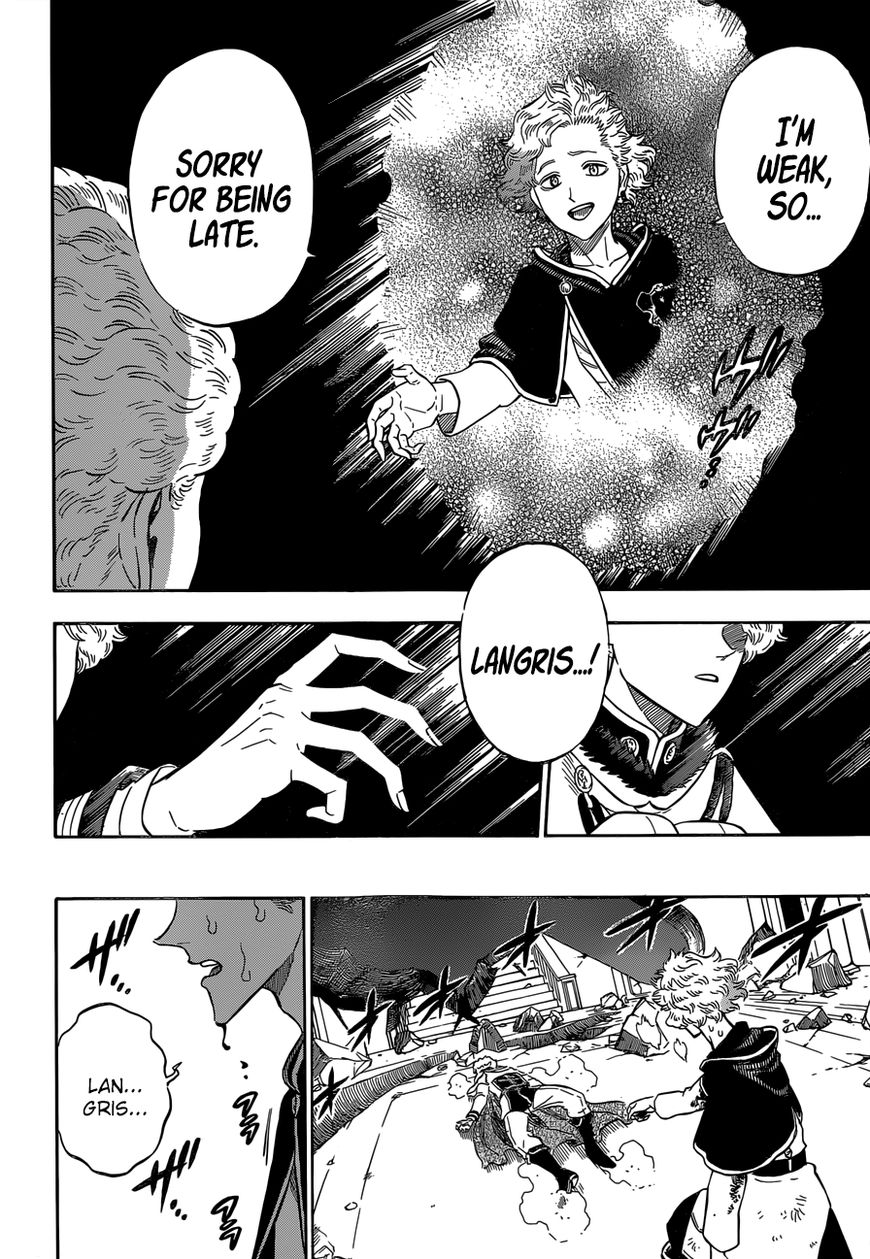 Black Clover, Chapter 181 Brothers of Spatial Magic image 010