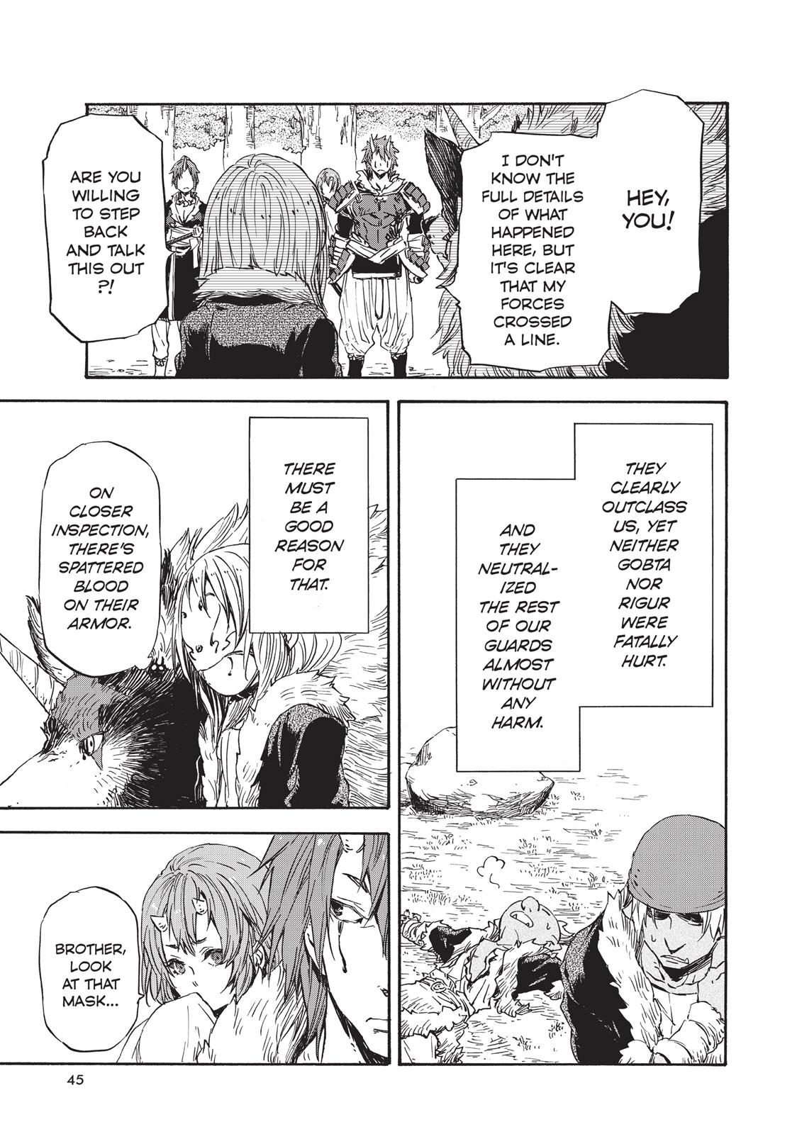 That Time I Got Reincarnated As A Slime, Chapter 13 image 007