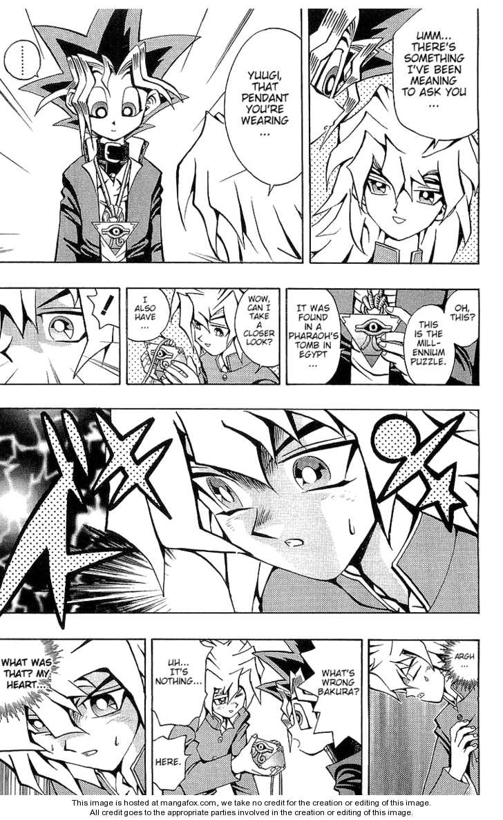 Yu Gi Oh, Chapter Vol.06 Ch.050 - The Milennium Enemy (Part 1) image 005