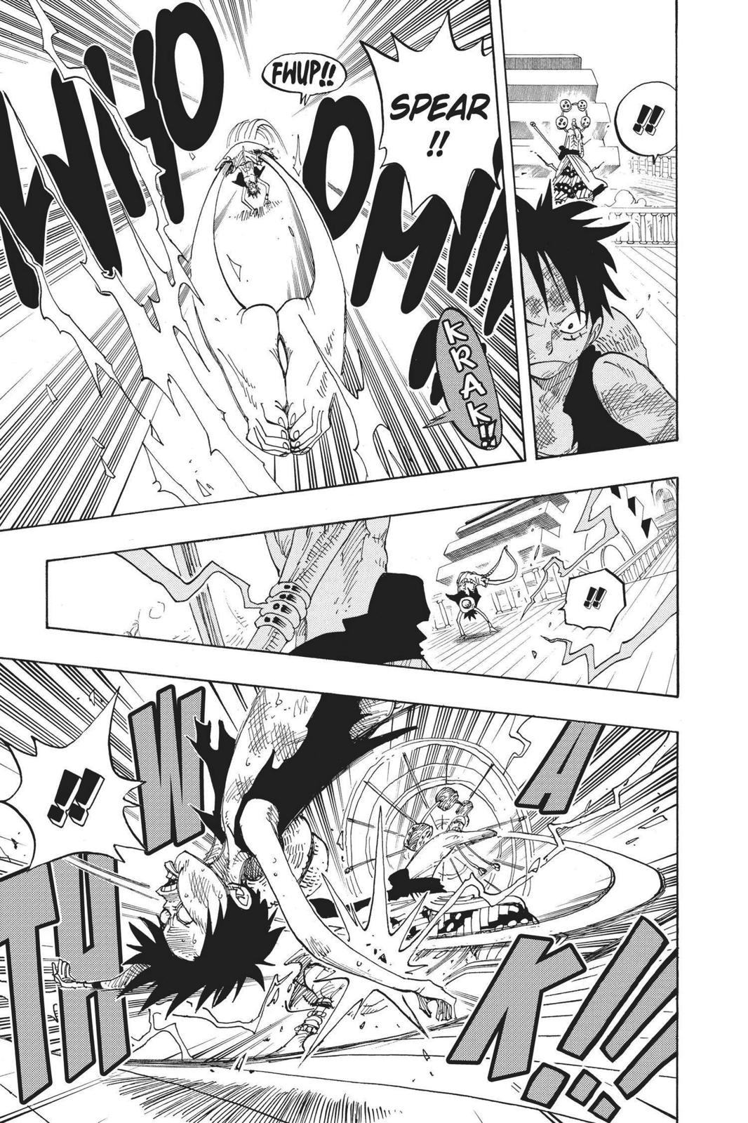 One Piece, Chapter 280 image 005