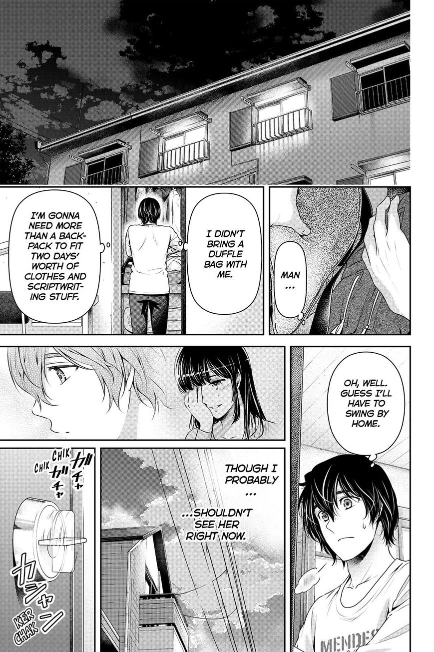 Domestic Girlfriend, Chapter 148 image 017