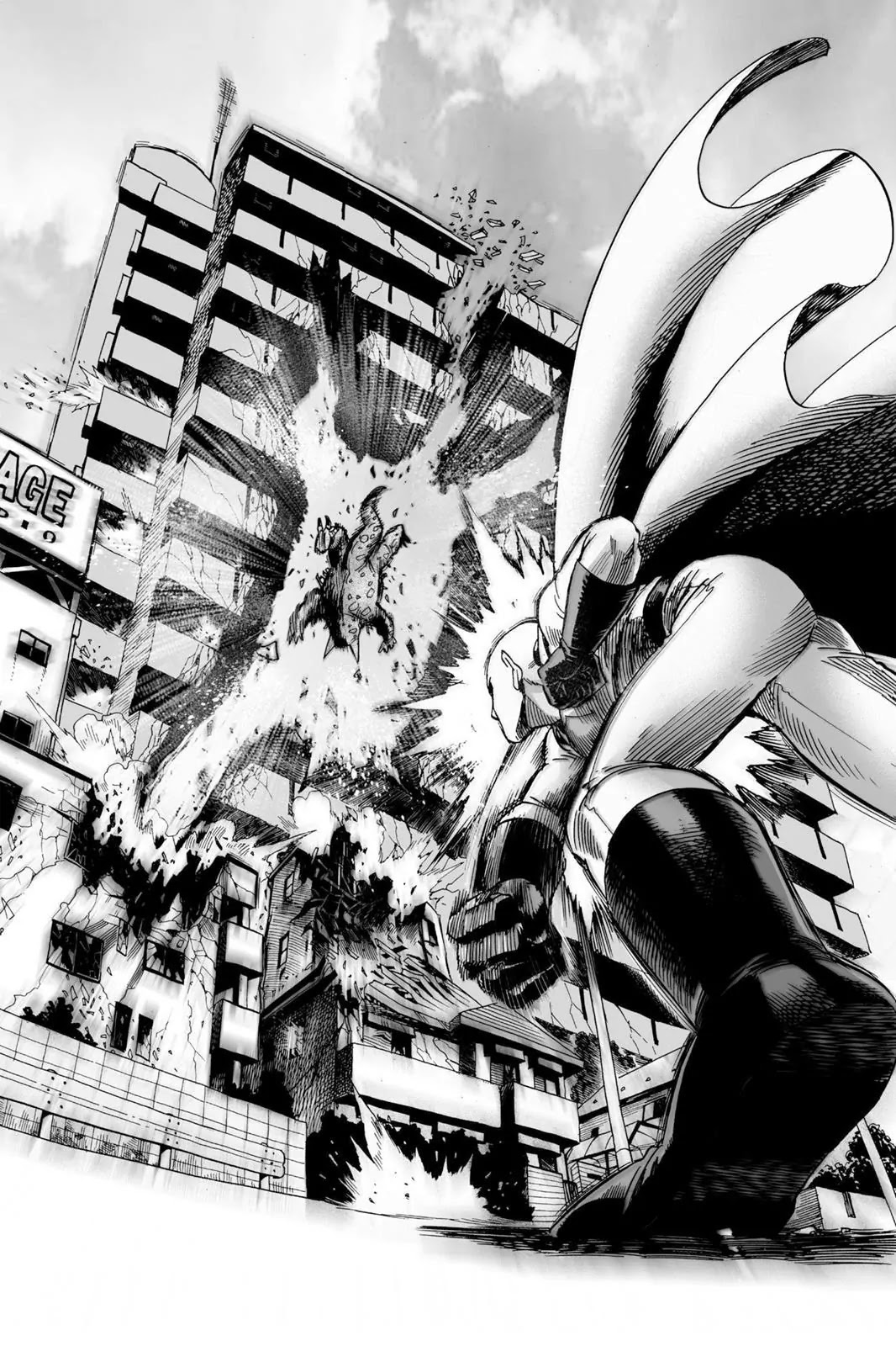 One Punch Man, Chapter Onepunch-Man 15.5 image 015