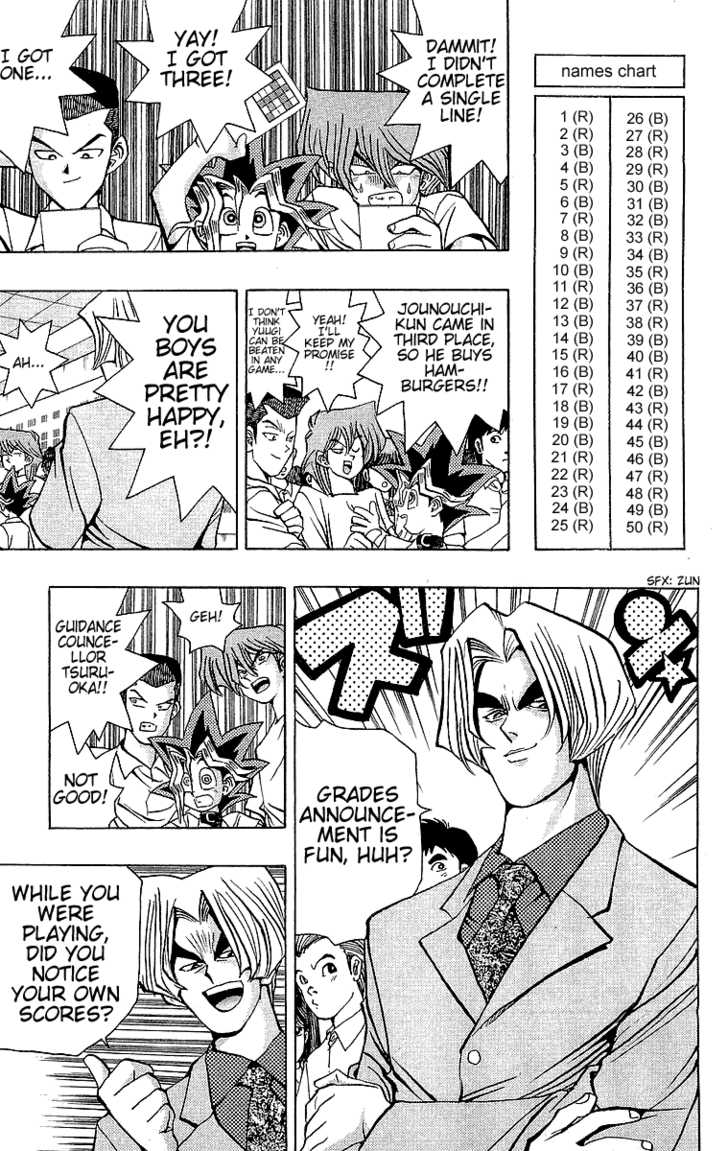 Yu Gi Oh, Chapter Vol.05 Ch.041 - Let Us Find Love!! image 012