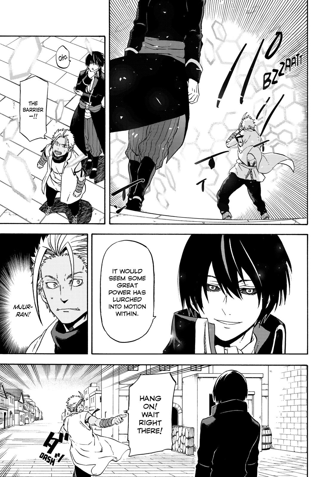 That Time I Got Reincarnated As A Slime, Chapter 68 image 037