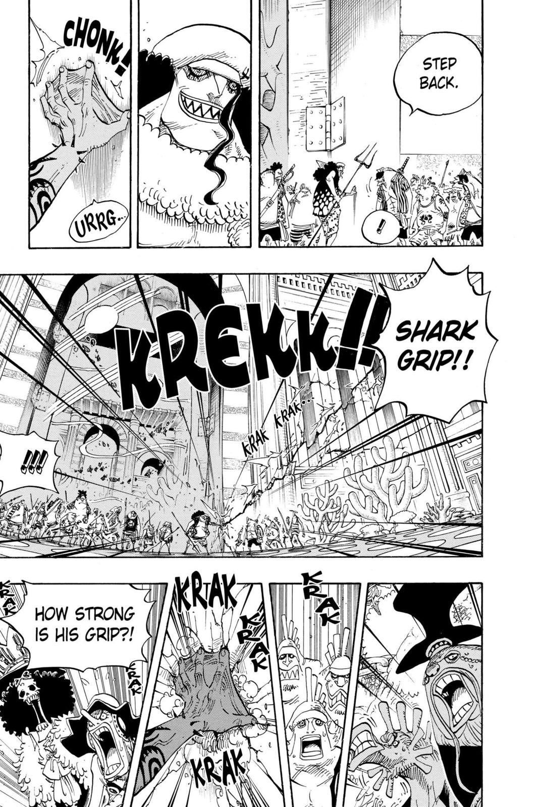 One Piece, Chapter 617 image 005