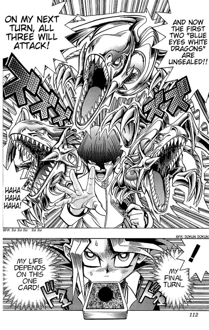 Yu Gi Oh, Chapter Vol.05 Ch.038 - Terror Of The Blue Eyes!! image 017