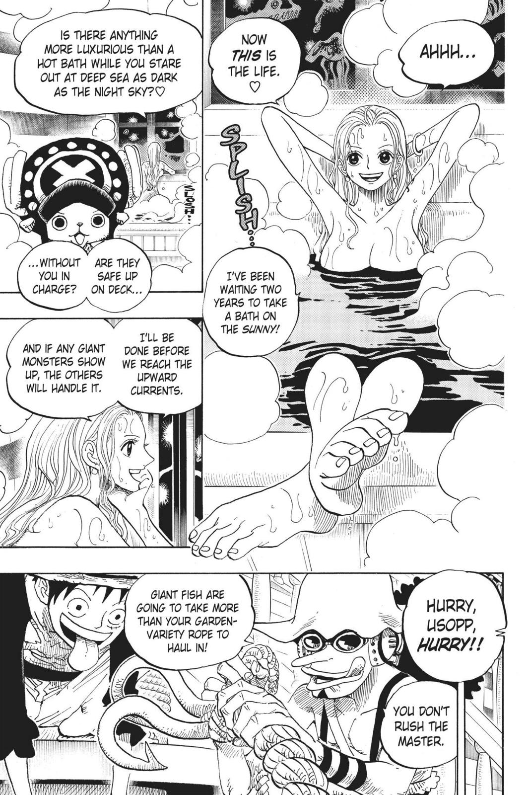 One Piece, Chapter 654 image 003