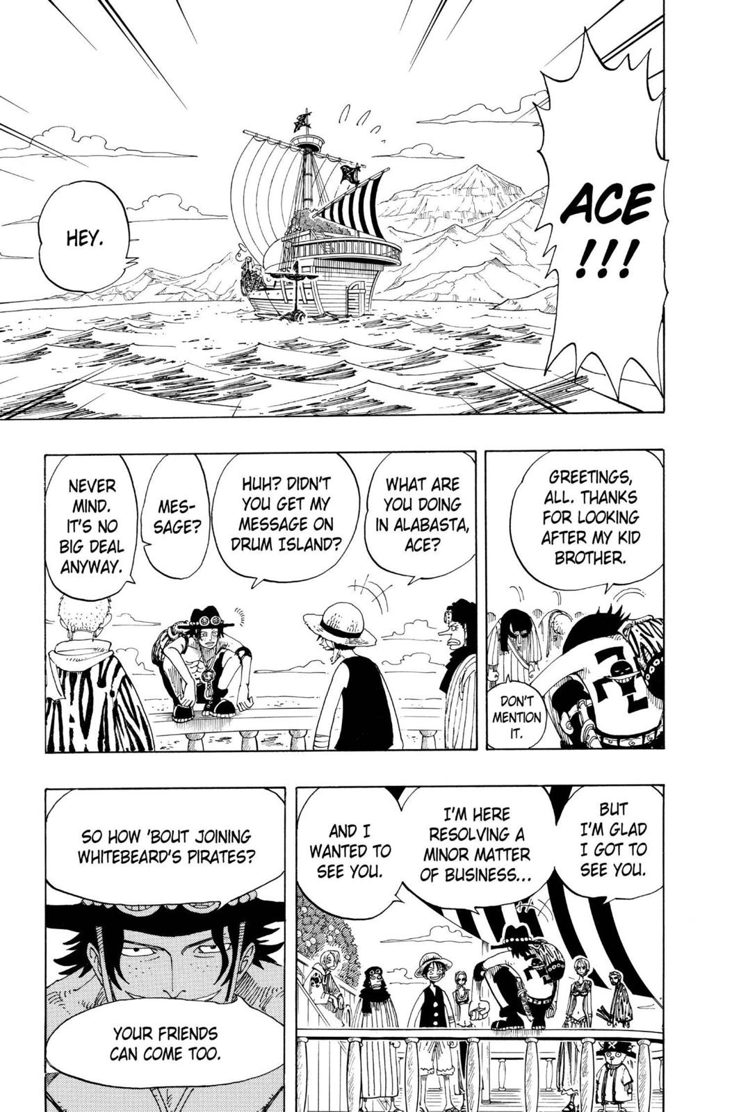 One Piece, Chapter 159 image 009