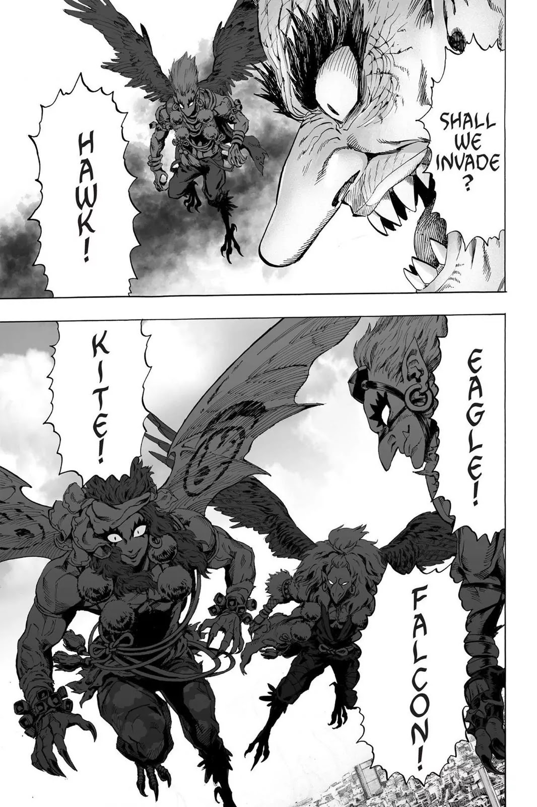 One Punch Man, Chapter Onepunch-Man 31 image 025