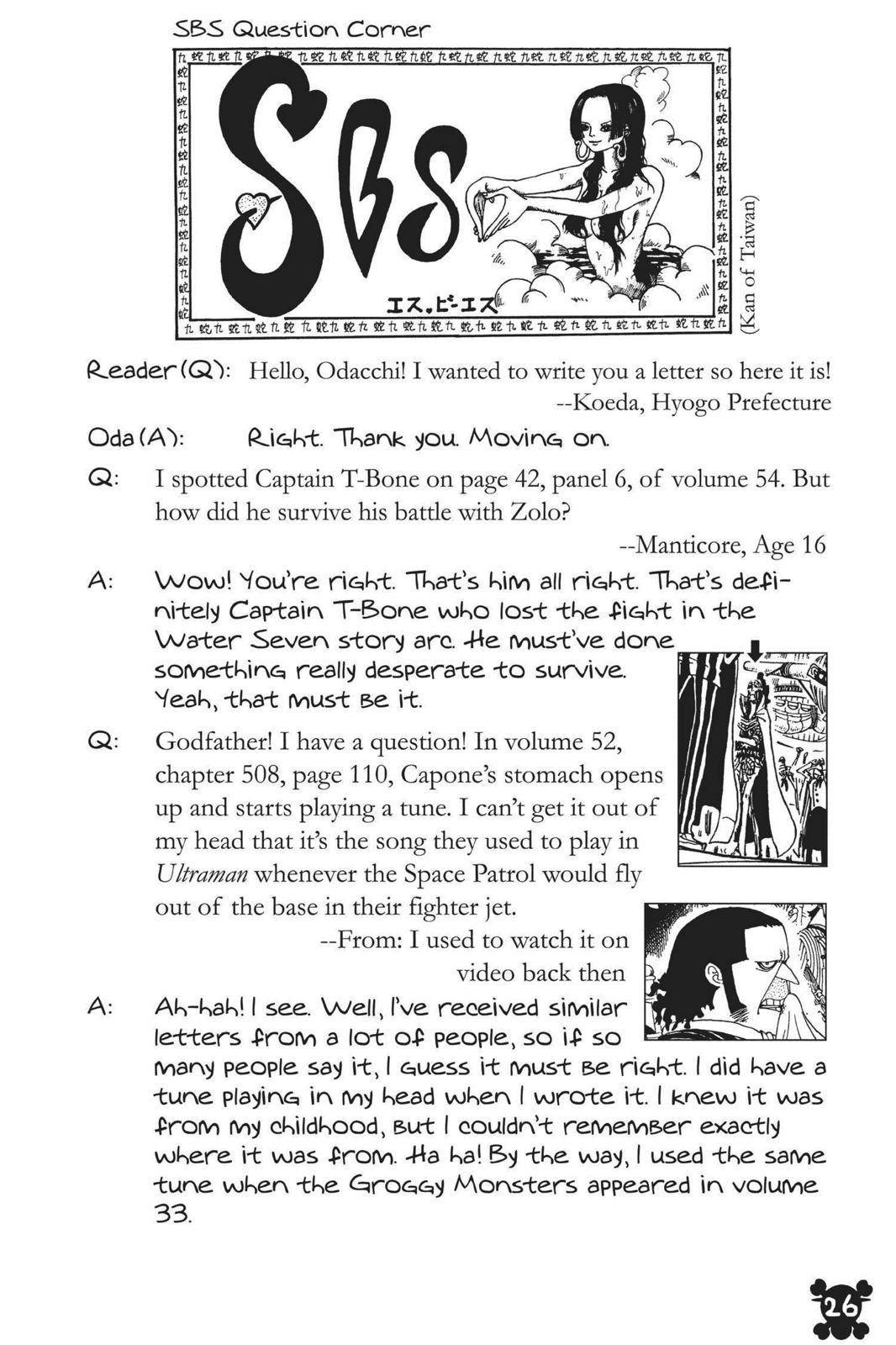One Piece, Chapter 533 image 023