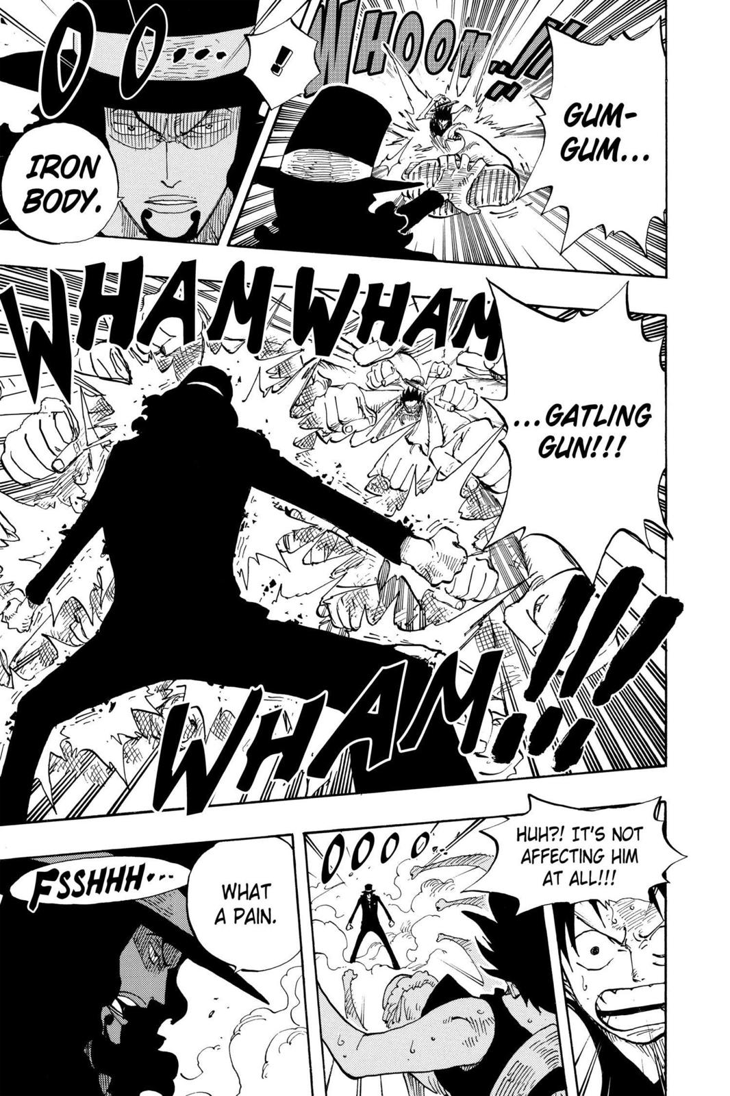 One Piece, Chapter 347 image 016