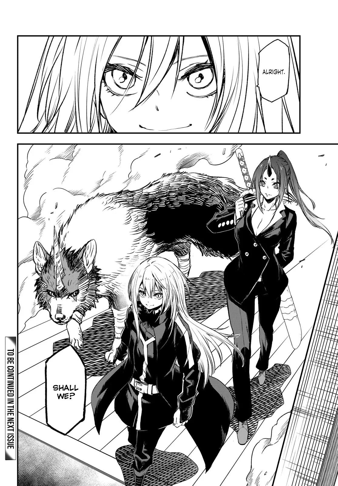 That Time I Got Reincarnated As A Slime, Chapter 77 image 044
