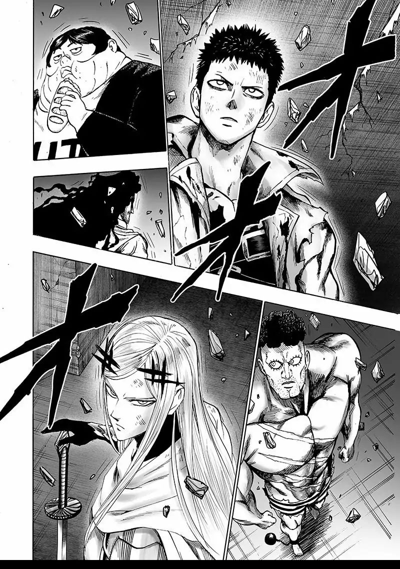One Punch Man, Chapter Onepunch-Man 106 image 022