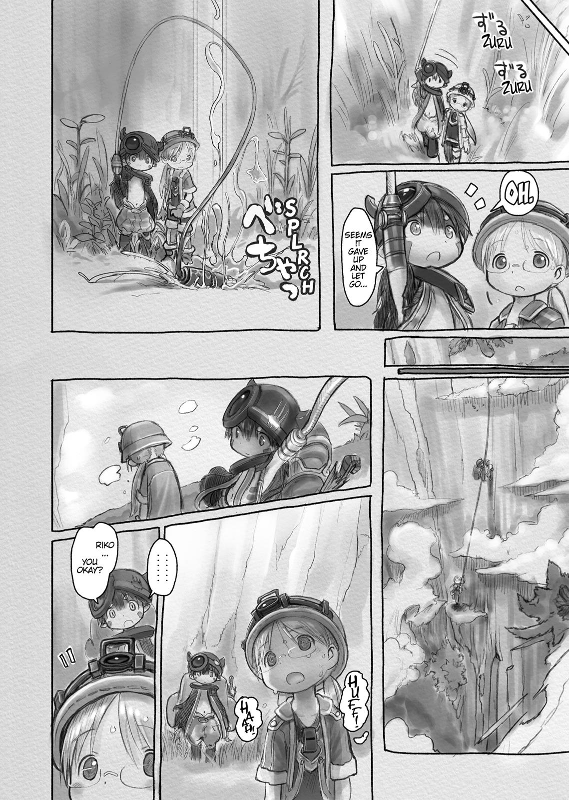 Made In Abyss, Chapter Hello,Abyss 9 image 020