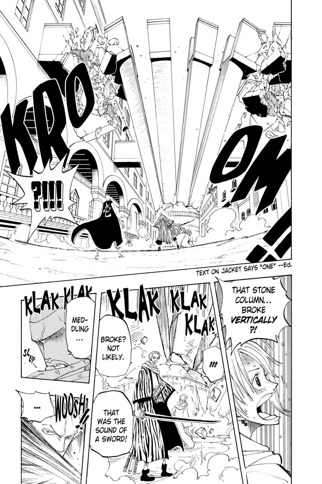 One Piece, Chapter 190 image 005