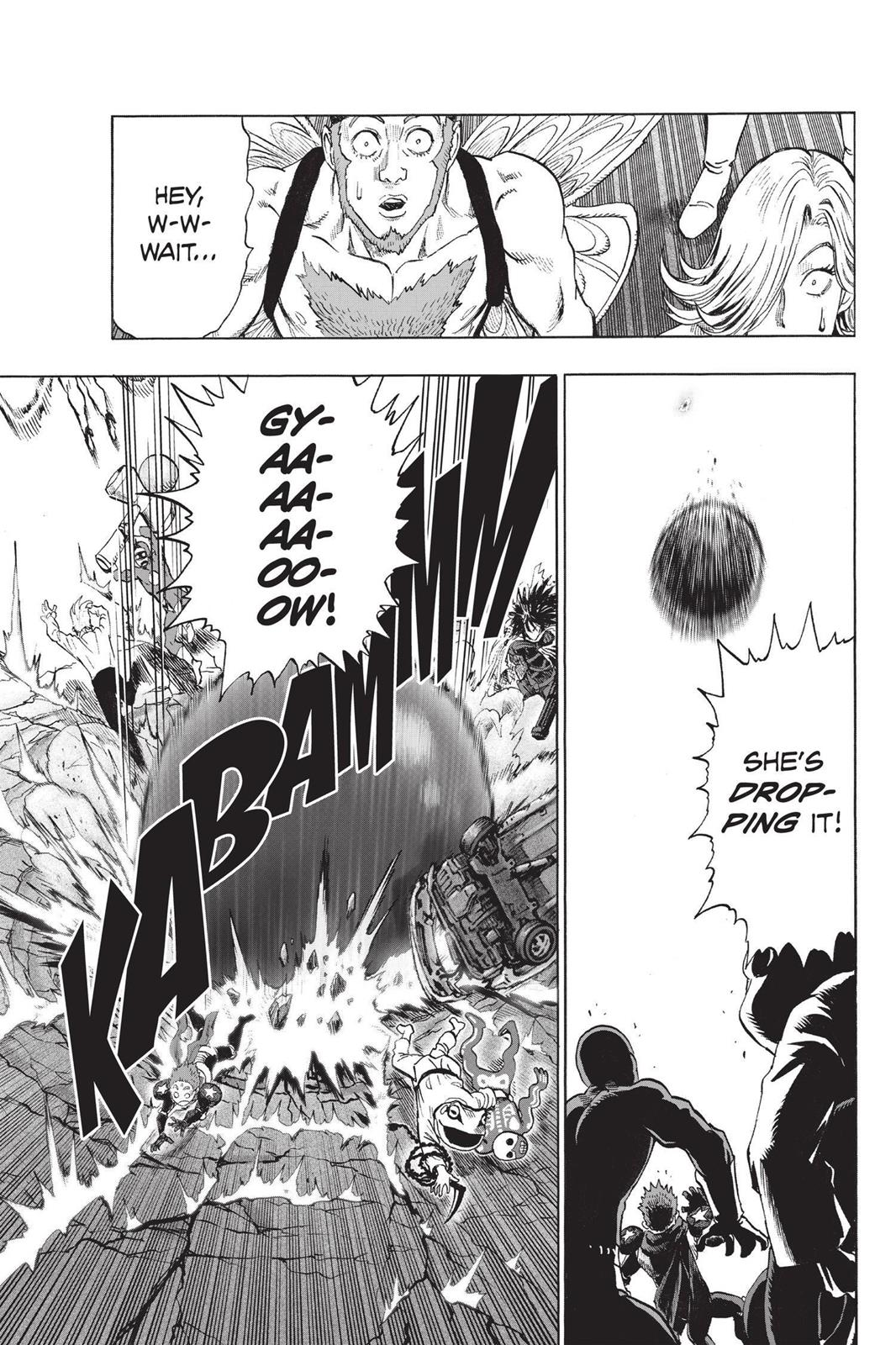 One Punch Man, Chapter Punch 68 image 041