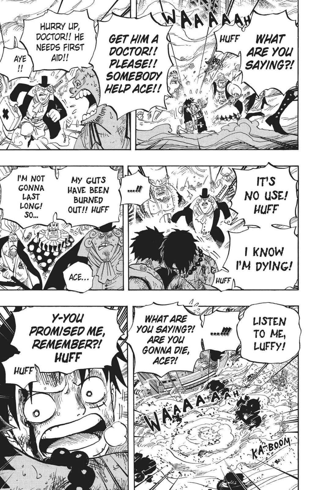One Piece, Chapter 574 image 015