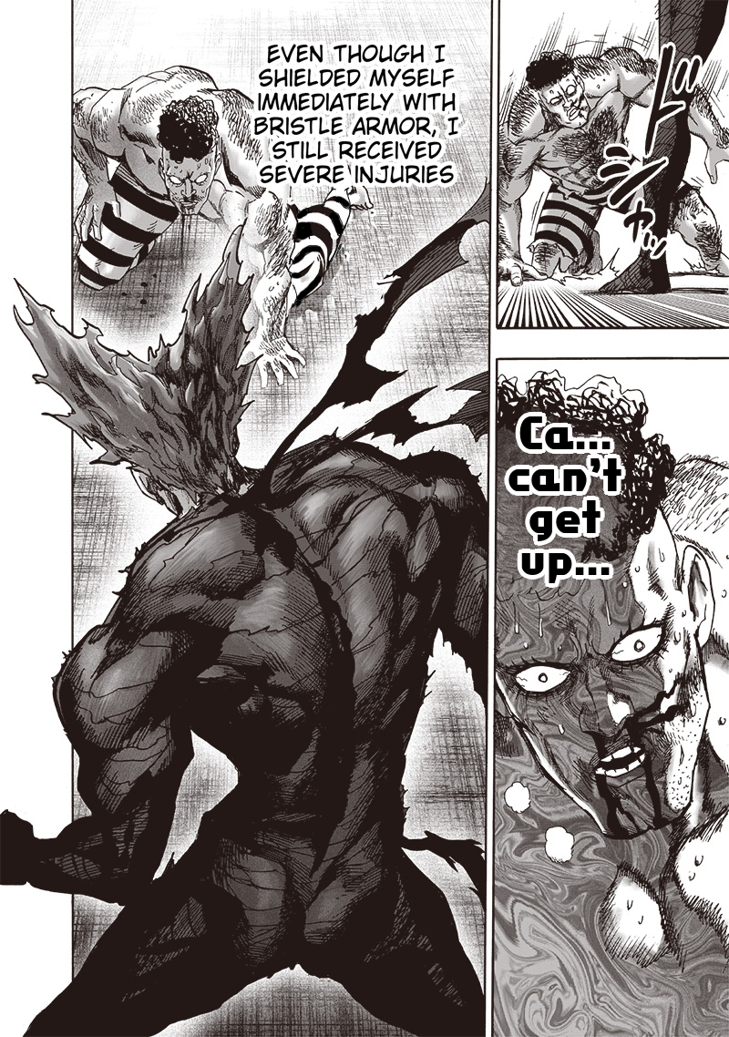 One Punch Man, Chapter One-Punch Man 115 image 008