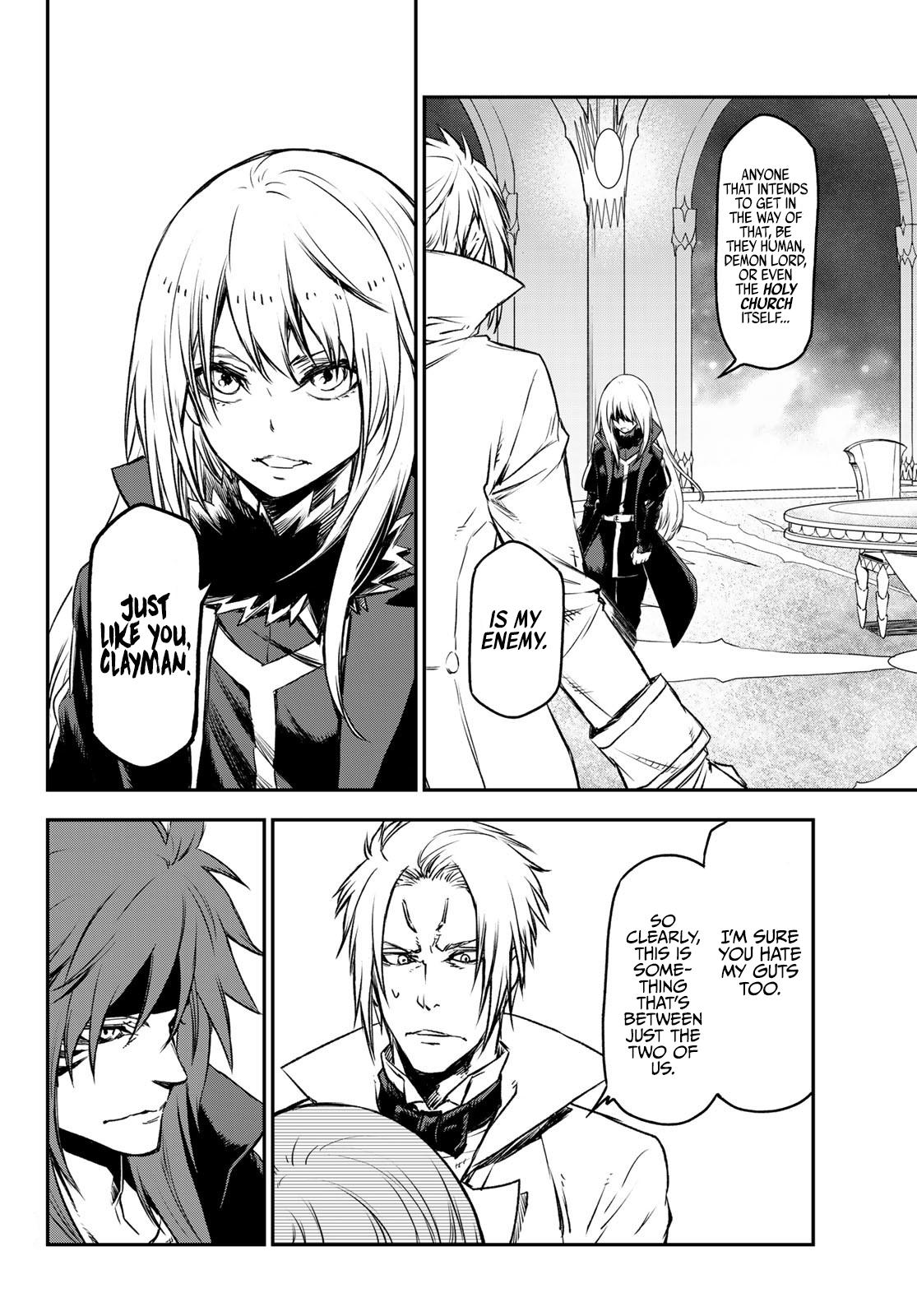That Time I Got Reincarnated As A Slime, Chapter 81 image 024