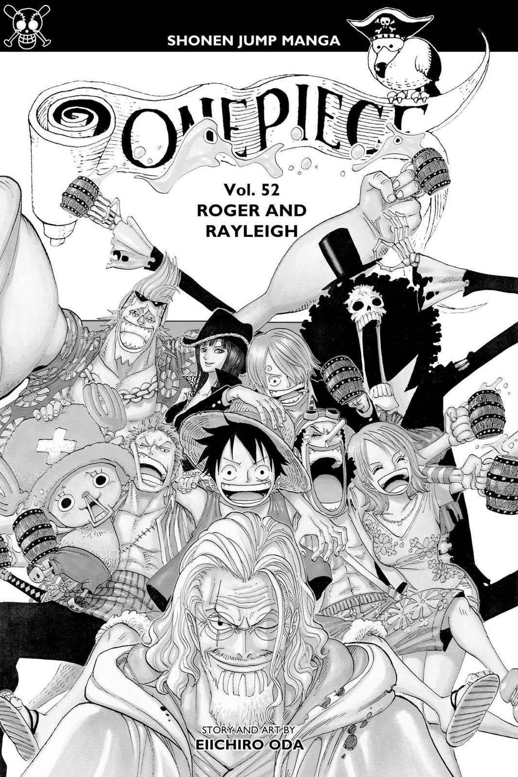One Piece, Chapter 503 image 004