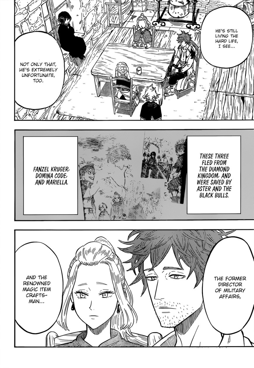 Black Clover, Chapter 82 The Witch's Forest image 005