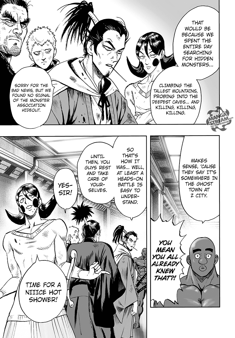 One Punch Man, Chapter Onepunch-Man 85 image 018