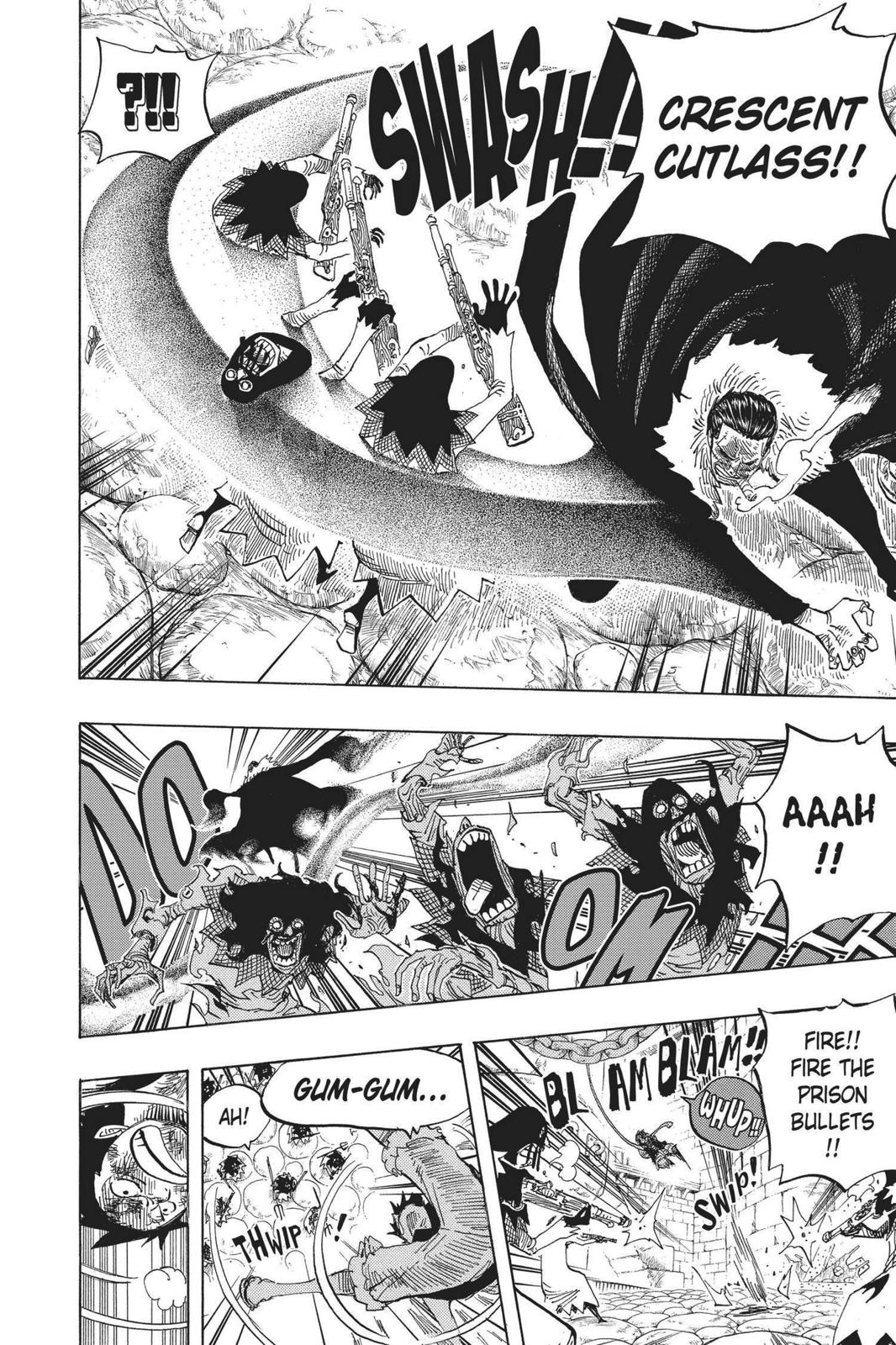 One Piece, Chapter 541 image 010